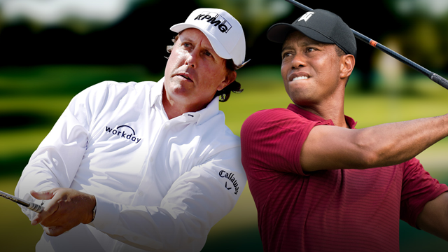 Thoughts on the Tiger/Phil Match Up