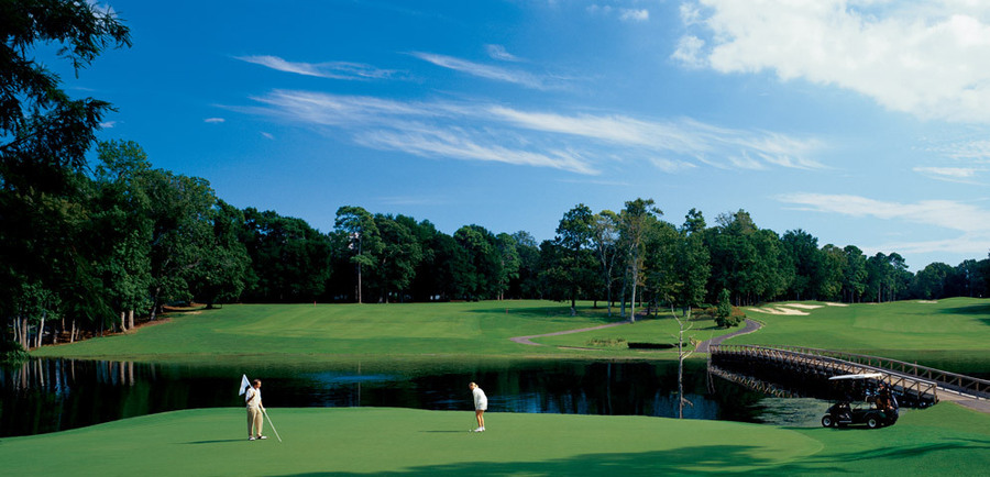 Myrtle Beach Golf Rates