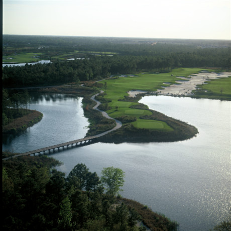 Barefoot Resort Fazio - call for 9 hole pm rate! (summer only)